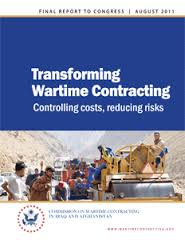 Transforming War Costs