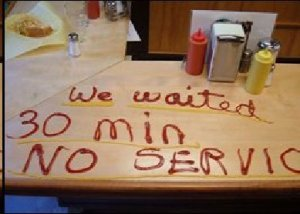 No Service Is Not Service