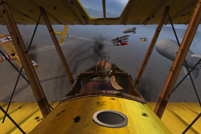 Pilot Shot